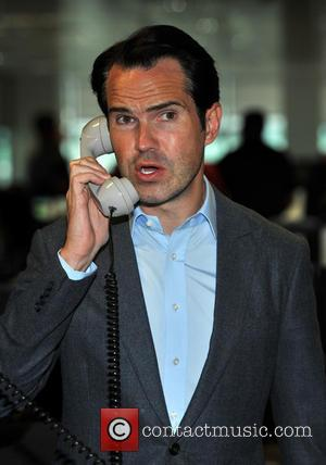 Jimmy Carr - BGC Annual Global Charity Day held at 1 Churchill Place - London, United Kingdom - Wednesday 11th...