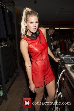 DJ Alexandra Richards - Bergdorf Goodman Town And Country 2013 Men Of Measure - Arrivals - New York, NY, United...