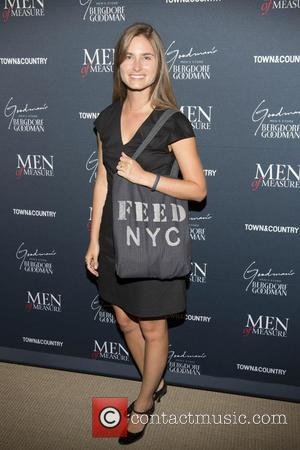 Lauren Bush - Bergdorf Goodman Town And Country 2013 Men Of Measure - Arrivals - New York, NY, United States...