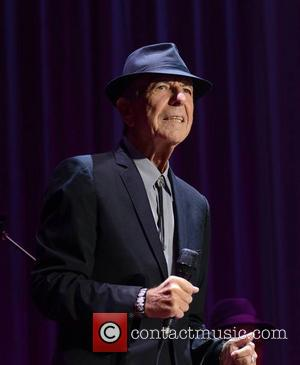 Leonard Cohen Tribute Concert Planned For New York City