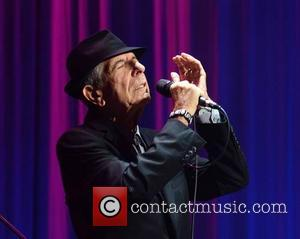 Leonard Cohen's Son Pays Tribute To Late Father At Juno Awards