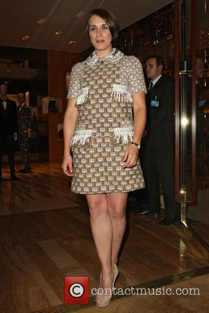 Vicky McClure - Louis Vuitton Dinner on New Bond Street to celebrate the Men's Autumn Winter 2013 Collection - Departures...