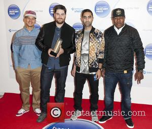 Rudimental - Barclaycard Mercury Prize nominations announcement - London, United Kingdom - Wednesday 11th September 2013