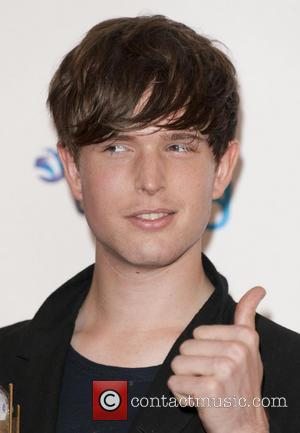 James Blake - Barclaycard Mercury Prize nominations announcement - London, United Kingdom - Wednesday 11th September 2013