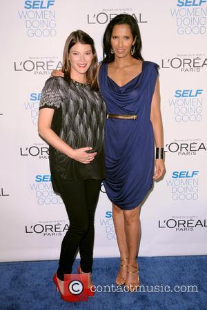 Gail Simmons and Padma Lakshmi