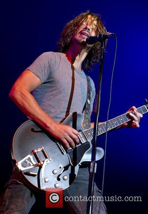 Chris Cornell - Soundgarden perform to a sold-out crowd at Heineken Music Hall - Amsterdam, Netherlands - Wednesday 11th September...