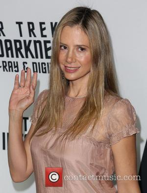 Mira Sorvino - Celebrities attend STAR TREK INTO DARKNESS Blu-ray and DVD debut at California Science Center. - Los Angeles,...
