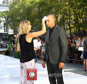 Nigel Barker - Taping Oxygen's Modeling Competition
