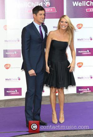 Vernon Kay and Tess Daly - The Wellchild Awards 2013 held at the Dorchester - Arrivals - London, United Kingdom...