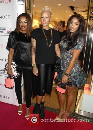 Stooshe - Benefit Cosmetics store launch party in Carnaby Street - London, United Kingdom - Wednesday 11th September 2013