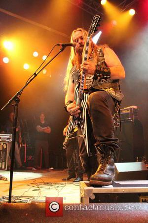 Zakk Wylde - Cops 4 Causes: 2nd Annual Heroes Helping Heroes Benefit - Concert - West Hollywood, CA, United States...