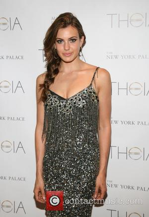 Erin Brady - Mercedes-Benz Fashion Week Spring 2014 - Theia - Presentation - New York, NY, United States - Wednesday...