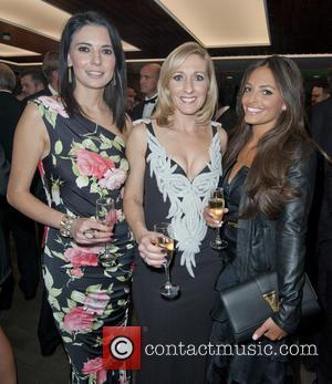 Olivia Godfrey, Vicky Gomersall and Natalie Sawyer
