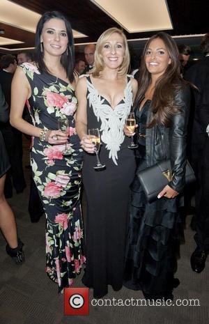 Natalie Sawyer, Vicky Gomersall and Olivia Godfrey
