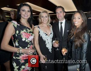 Olivia Godfrey, Natalie Sawyer and Vicky Gomersall