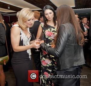 Vicky Gomersall, Natalie Sawyer and Olivia Godfrey