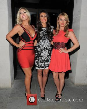 Frankie Essex, Cara Kilbey and Billi Mucklow