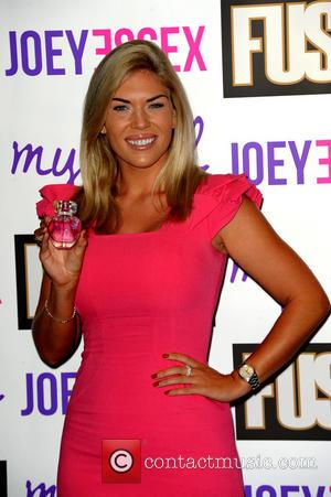 Frankie Essex - Joey Essex launches his new fragrance range at the Sanctum hotel, Soho, London. - London, United Kingdom...