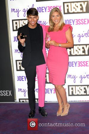 Joey Essex and Frankie Essex