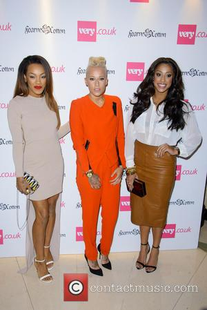 Stooshe - Fearne Cotton launches her SS14 Fashion Collection for Very.co.uk as part of London Fashion Week held at Claridges...