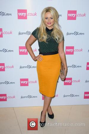 Emily Atack - Fearne Cotton launches her SS14 Fashion Collection for Very.co.uk as part of London Fashion Week held at...