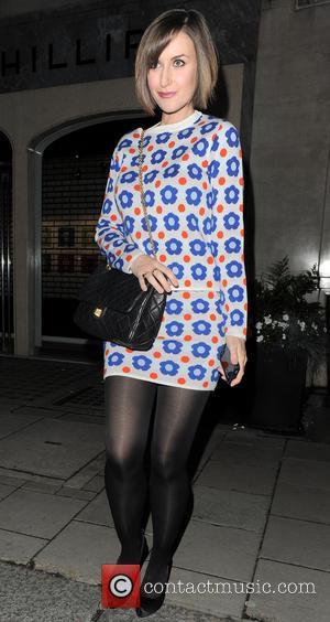 Katherine Kelly - London Fashion Week SS14 - Very.co.uk at Claridge's Hotel - Departures - London, United Kingdom - Thursday...