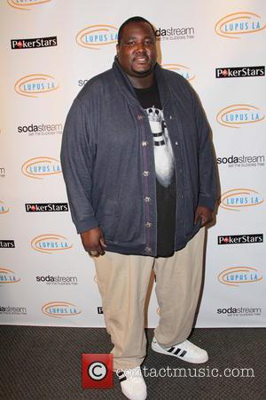 Quinton Aaron - 'Get Lucky for Lupus LA!' Event - Arrivals - Los Angeles, CA, United States - Thursday 12th...