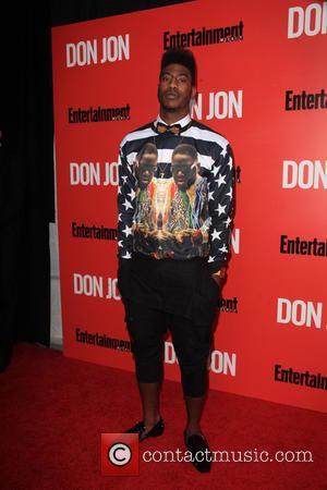Iman Shumpert - New York Premiere of 'Don Jon' at SVA Theater - Red Carpet Arrivals - New York City,...
