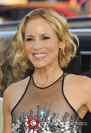 Maria Bello - Los Angeles premiere of