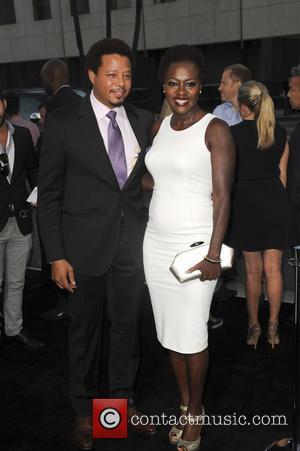 Terrence Howard and Viola Davis