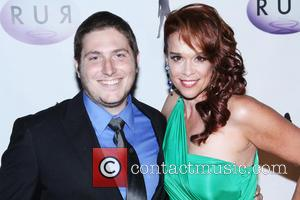 Bernie Stern and Chase Masterson