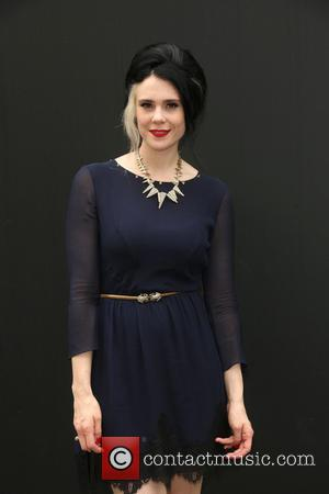 Kate Nash - London Fashion Week SS14 - Celebrity Sighting -Outside arrivals - London, United Kingdom - Friday 13th September...