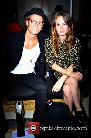 Rosie Fortescue and Oliver Proudlock