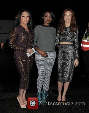 Sugababes, Siobhan Donaghy, Mutya Buena and Keisha Buchanan
