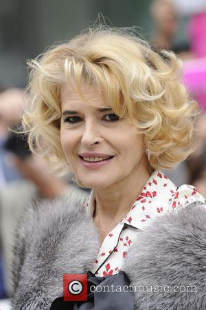 Fanny Ardant - Bright Days Ahead premiere at Roy Thomson Hall during the 2013 Toronto International Film Festival. - Toronto,...