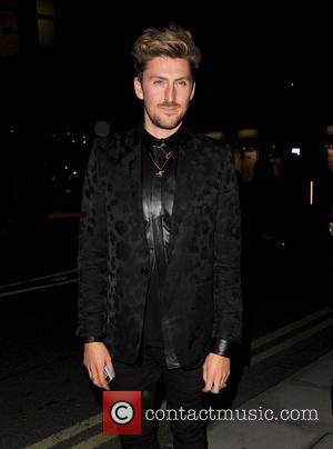 Henry Holland - W Magazine Dinner to celebrate the September Issue cover - Arrivals - London, United Kingdom - Saturday...