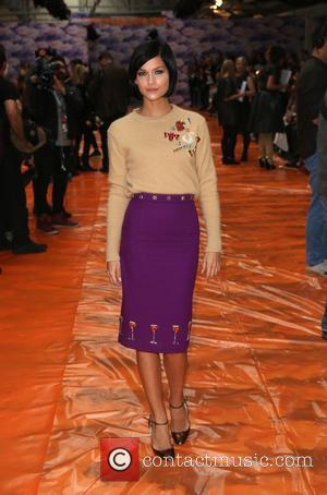 Leigh Lezark - London Fashion Week SS14  - House of Holland- Arrivals - London, United Kingdom - Saturday 14th...