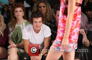 Nicola Roberts and Harry Styles