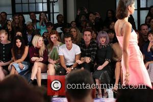 Eliza Doolittle, Ellie Goulding, Nicola Roberts, Harry Styles, Nick Grimshaw and Kelly Osbourne