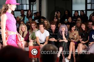Ellie Goulding, Nicola Roberts, Harry Styles, Nick Grimshaw, Kelly Osbourne, Leigh Lezark and Alexa Chung