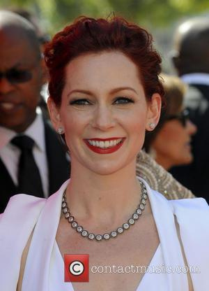 Carrie Preston - The 2013 Primetime Creative Arts Emmy Awards arrivals - Los Angeles, CA, United States - Sunday 15th...
