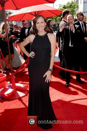 Molly Shannon - 2013 Primetime Creative Arts Emmy Awards - Arrivals - Los Angeles, CA, United States - Sunday 15th...