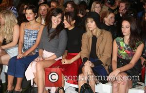Pixie Geldof, Daisy Lowe, Samantha Barks, Suki Waterhouse and Kaya Scodelario
