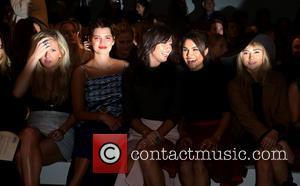 Ellie Goulding, Pixie Geldof, Daisy Lowe, Samantha Barks and Suki Waterhouse