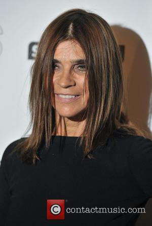 Carine Roitfeld - Special Screening of Mademoiselle C held at the The Mayfair Hotel - Arrivals. - London, United Kingdom...