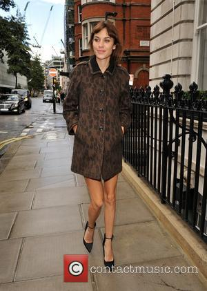 "Alexa Chung On Christopher Kane's London Flagship: ""I Wonder If I'll Get A Discount"""