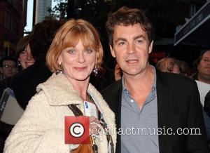 Samantha Bond and Alexander Hanson