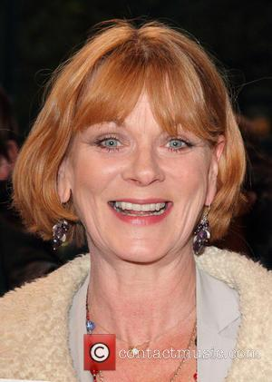 Samantha Bond - Press Night for 'Barking in Essex' at Wyndhams Theatre - London, United Kingdom - Monday 16th September...