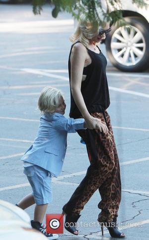 Gwen Stefani and Zuma