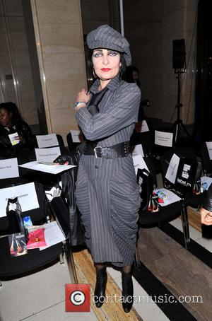 London Fashion Week, Siouxsie Sioux